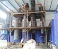三效逆流降膜蒸发系统